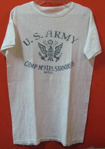 商品UP #21 WWⅡ U.S ARMY T-shirts_c0144020_1339096.jpg
