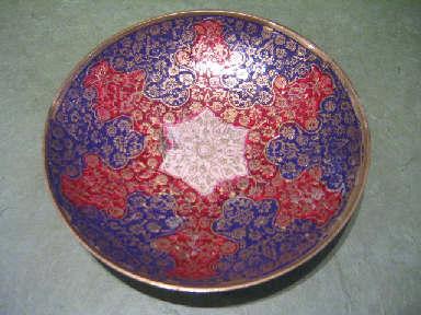 南インドの飾り皿入荷しました。_a0077752_2032181.jpg