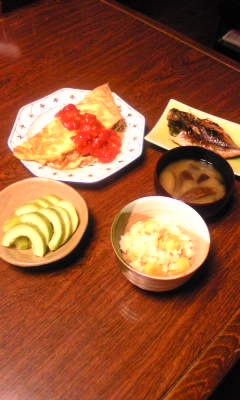 今日の夕飯です☆☆_c0131063_20532833.jpg
