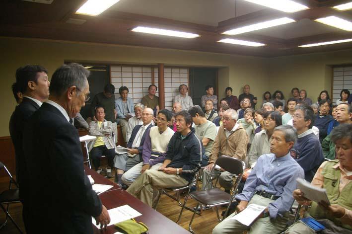 9・28説明会で「洞門山」宅地開発反対は住民の総意を確認_c0014967_0311475.jpg