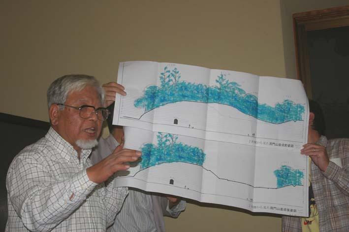 9・28説明会で「洞門山」宅地開発反対は住民の総意を確認_c0014967_0335042.jpg