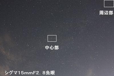 カメラレンズ(2)シグマ15mmF2.8魚眼(マニュアルフォーカス・ニコン用)_a0095470_20392679.jpg