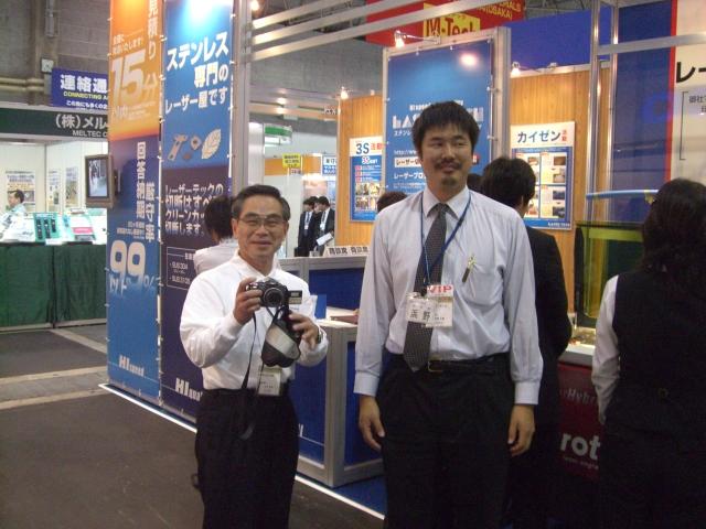 機械要素技術展1日目_d0085634_19591521.jpg