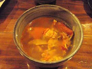 9月30日 ヤシガニ料理_b0158746_8515928.jpg