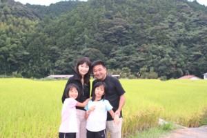 楽しい家族旅行~三瀬りんご狩り~_d0082356_1461514.jpg