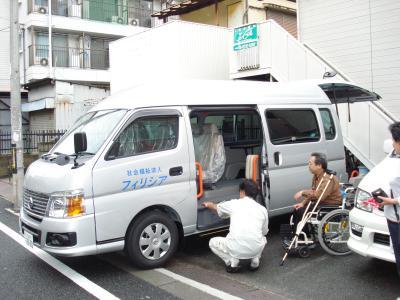 10月1日 初試乗 馬主協会助成車両_e0007558_22333567.jpg