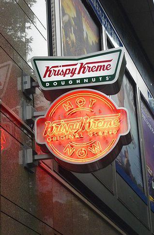 クリスピー・クリーム・ドーナツ Krispy Kreme Doughnuts 渋東シネタワー店。。。☆。。.♡*†_a0053662_4244813.jpg