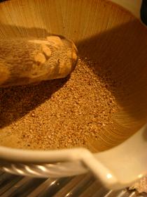炒り玄米粉を作ってみる_c0110869_2256419.jpg