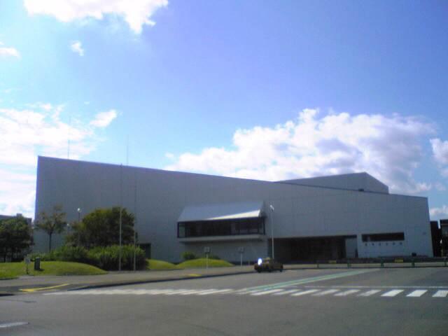 新潟県長岡市立劇場☆_e0142585_12425064.jpg