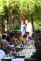 セントラルパークにある青空チェス道場_b0007805_11533529.jpg