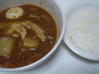 Sapporo curry YOSHIMI(お土産)_c0025217_14415159.jpg