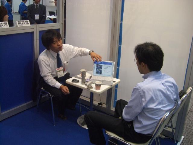 機械要素技術展2日目_d0085634_22322451.jpg
