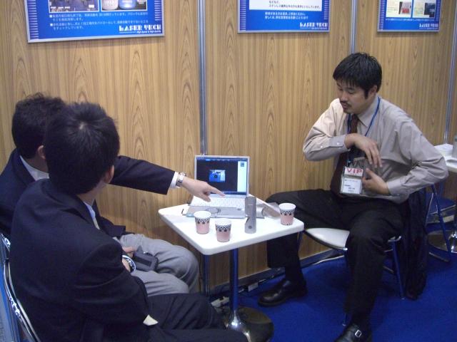 機械要素技術展2日目_d0085634_22354377.jpg