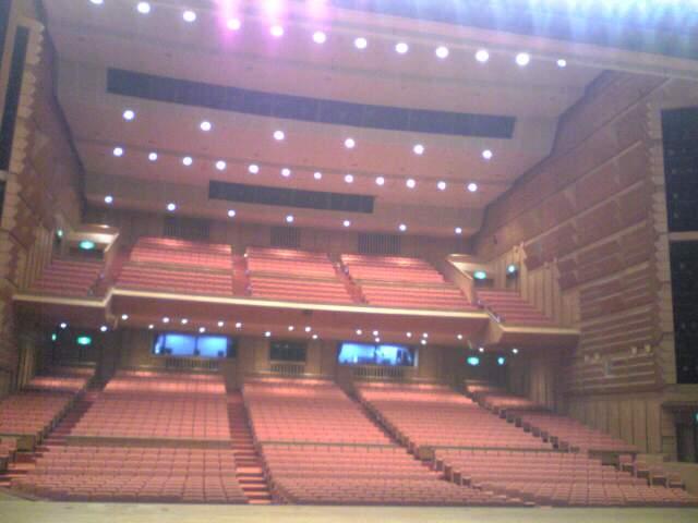長野→東京 / 本日の舞台スタッフの皆さん!_e0142585_2343121.jpg