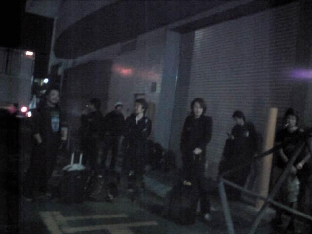 長野→東京 / 本日の舞台スタッフの皆さん!_e0142585_2343170.jpg
