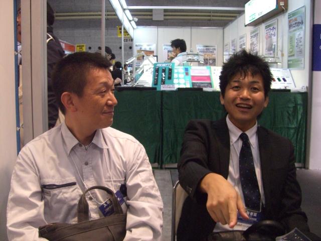 機械要素技術展3日目_d0085634_1935432.jpg