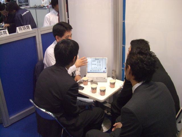 機械要素技術展3日目_d0085634_1944571.jpg