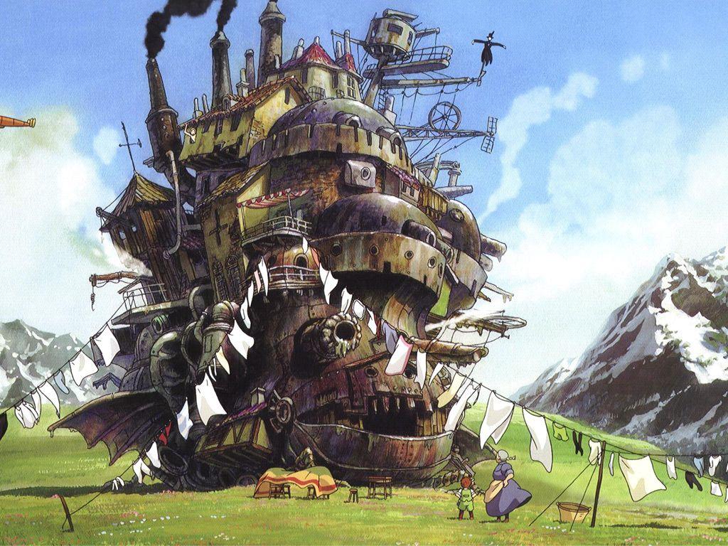 ハウルの動く城の画像