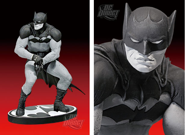Batman Black and White Statue_e0118156_261566.jpg