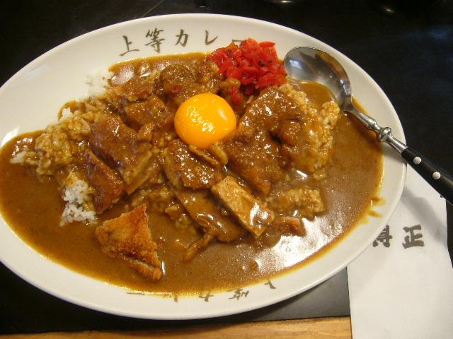 カツカレーは大阪で。_f0180880_5461045.jpg