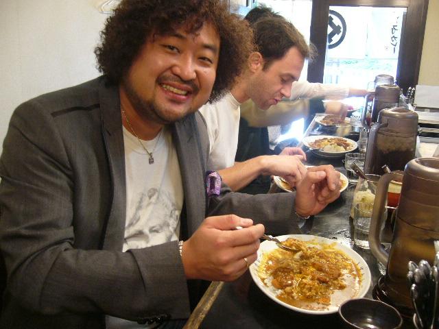 カツカレーは大阪で。_f0180880_6115055.jpg