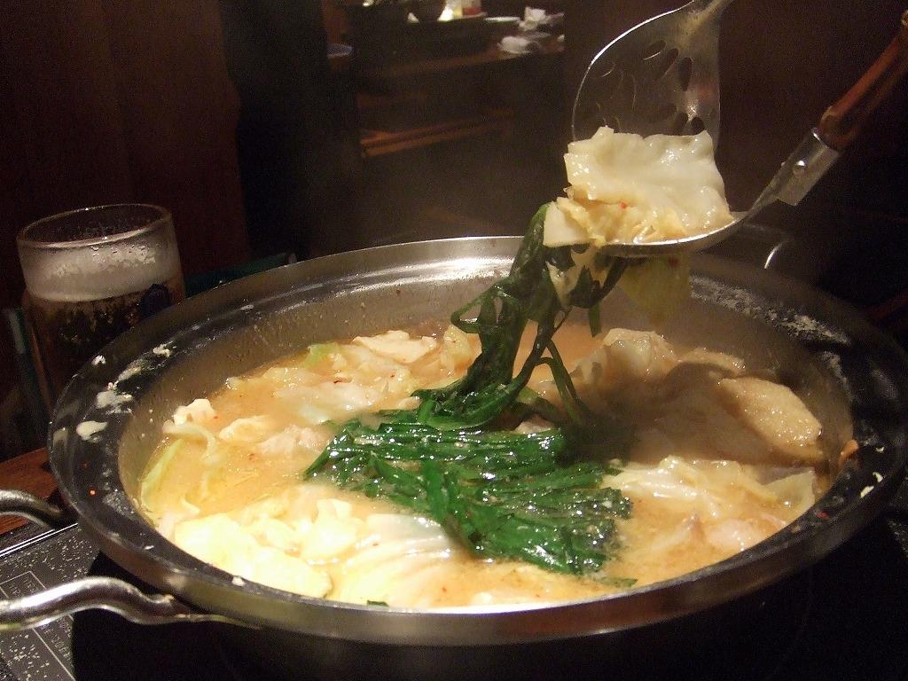 モツ鍋を食べました_a0107184_23492040.jpg