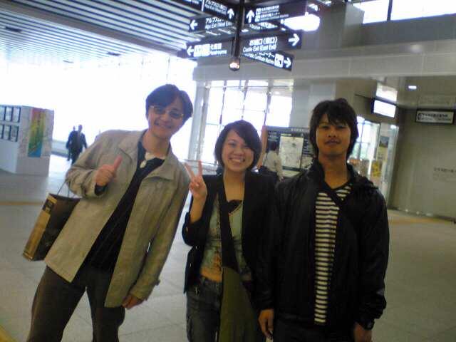 長野から東京へ☆_e0142585_9372243.jpg