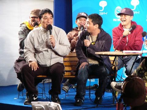 RISING SUN ROCK FESTIVAL 2008 in EZO 2日目ライブレポート_b0159588_21163337.jpg