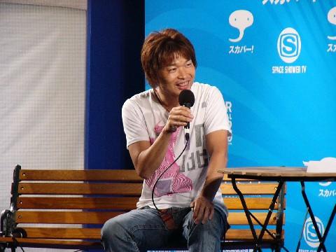 RISING SUN ROCK FESTIVAL 2008 in EZO 2日目ライブレポート_b0159588_2117691.jpg