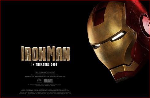 Iron man that 39 s entertainment for Domon man 2008