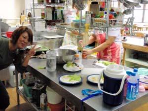 10月4日 朝食+弁当作り_b0158746_1595389.jpg