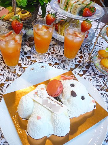 Happy Birthday Sweet Seventeen。。。 *。:☆.。†_a0053662_18261883.jpg
