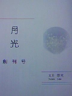 個人誌「月光」創刊号 ネット発売開始(。・ω・)ゝ゛_d0101676_22485146.jpg