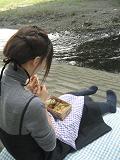 二子玉朝市*_e0129903_23113514.jpg