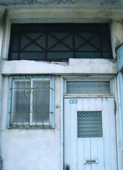 函館銀座通り・レトロ建築コレクション(その2、旧蓑浦公証役場)_f0142606_0591246.jpg