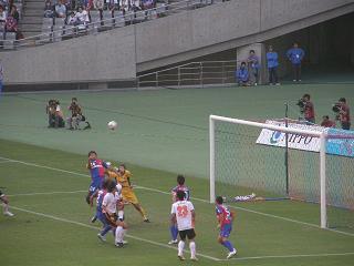 FC東京×清水エスパルス J1第28節_c0025217_1750476.jpg