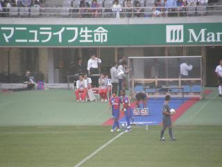 FC東京×清水エスパルス J1第28節_c0025217_1751427.jpg