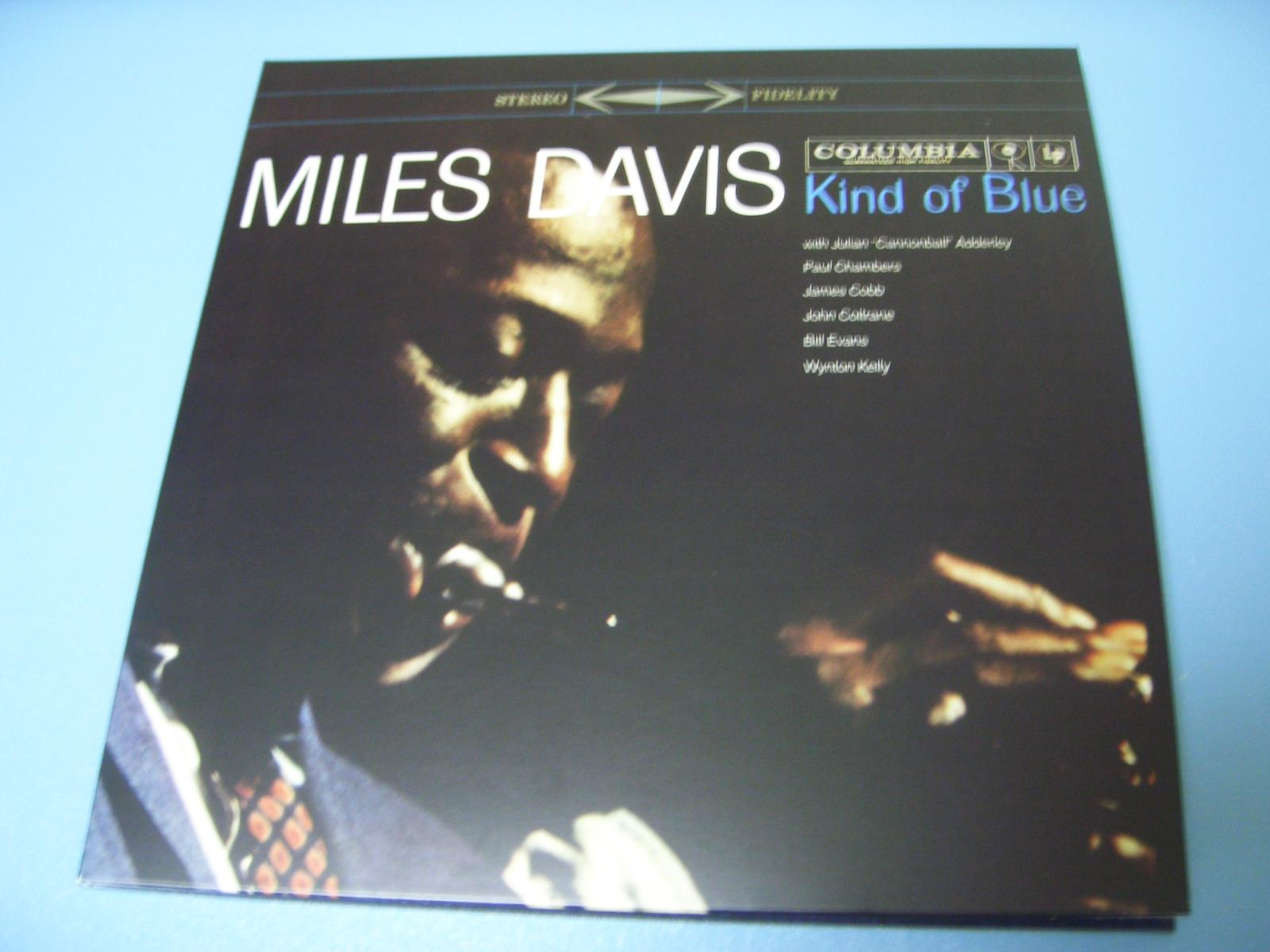 Miles Davis / Kind Of Blue: 50th Anniversary Collector\'s Edition_c0062649_22555282.jpg