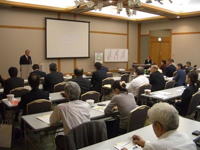 【講演会】食品産業の未来予測にサラダコスモ_d0063218_1618367.jpg