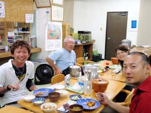 10月4日 夕食_b0158746_8301989.jpg