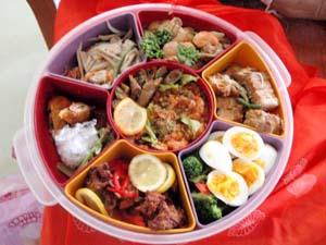 10月4日 朝食+弁当作り_b0158746_842399.jpg