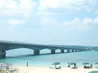 沖縄絶景ドライブスポット、古宇利大橋_b0054054_12584687.jpg