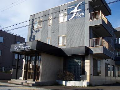 南幌町中央4丁目 1棟売共同住宅・事務所_c0126874_1633170.jpg