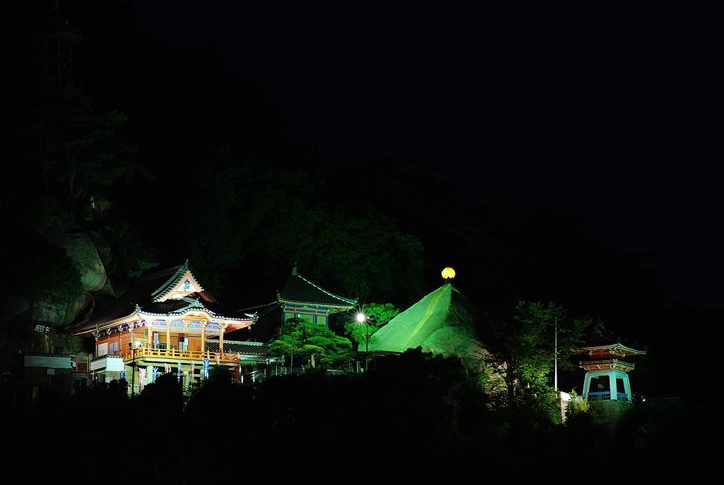 千光寺 夜景_c0152379_5513231.jpg