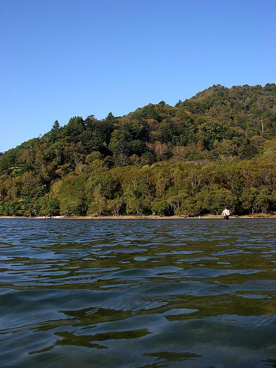 秋の丸沼 ープロローグー_c0095801_23345083.jpg