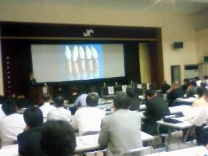 地域再生フォーラム in 中津川に「ちこり村」_d0063218_1134974.jpg