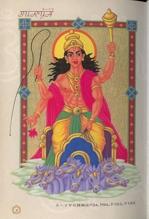 「インド守護神占い」_d0065324_1055070.jpg