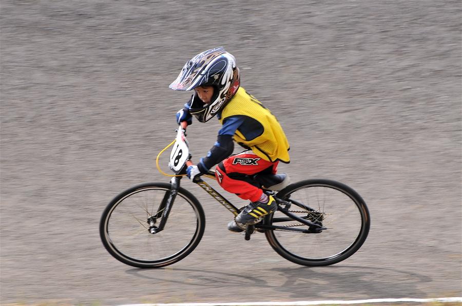 第55回全日本プロ選手権自転車競技大会BMX競技INひたち:全クラスの予選その2_b0065730_6443348.jpg
