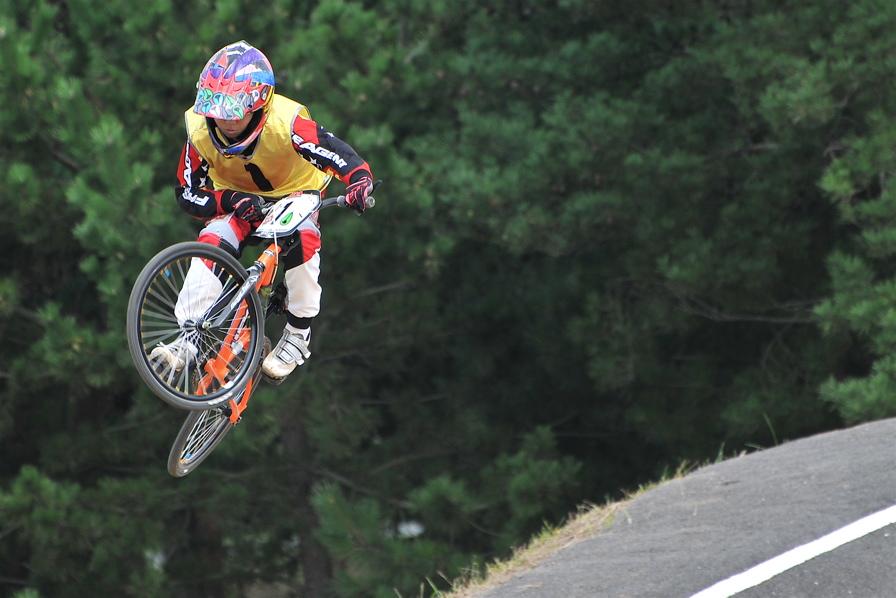 第55回全日本プロ選手権自転車競技大会BMX競技INひたち:全クラスの予選その2_b0065730_6452052.jpg