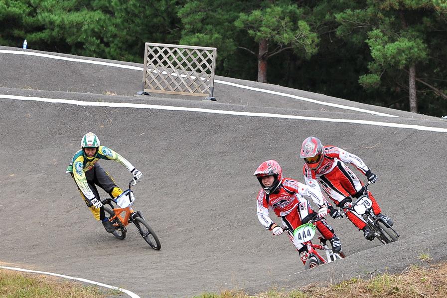 第55回全日本プロ選手権自転車競技大会BMX競技INひたち:全クラスの予選その2_b0065730_7104348.jpg